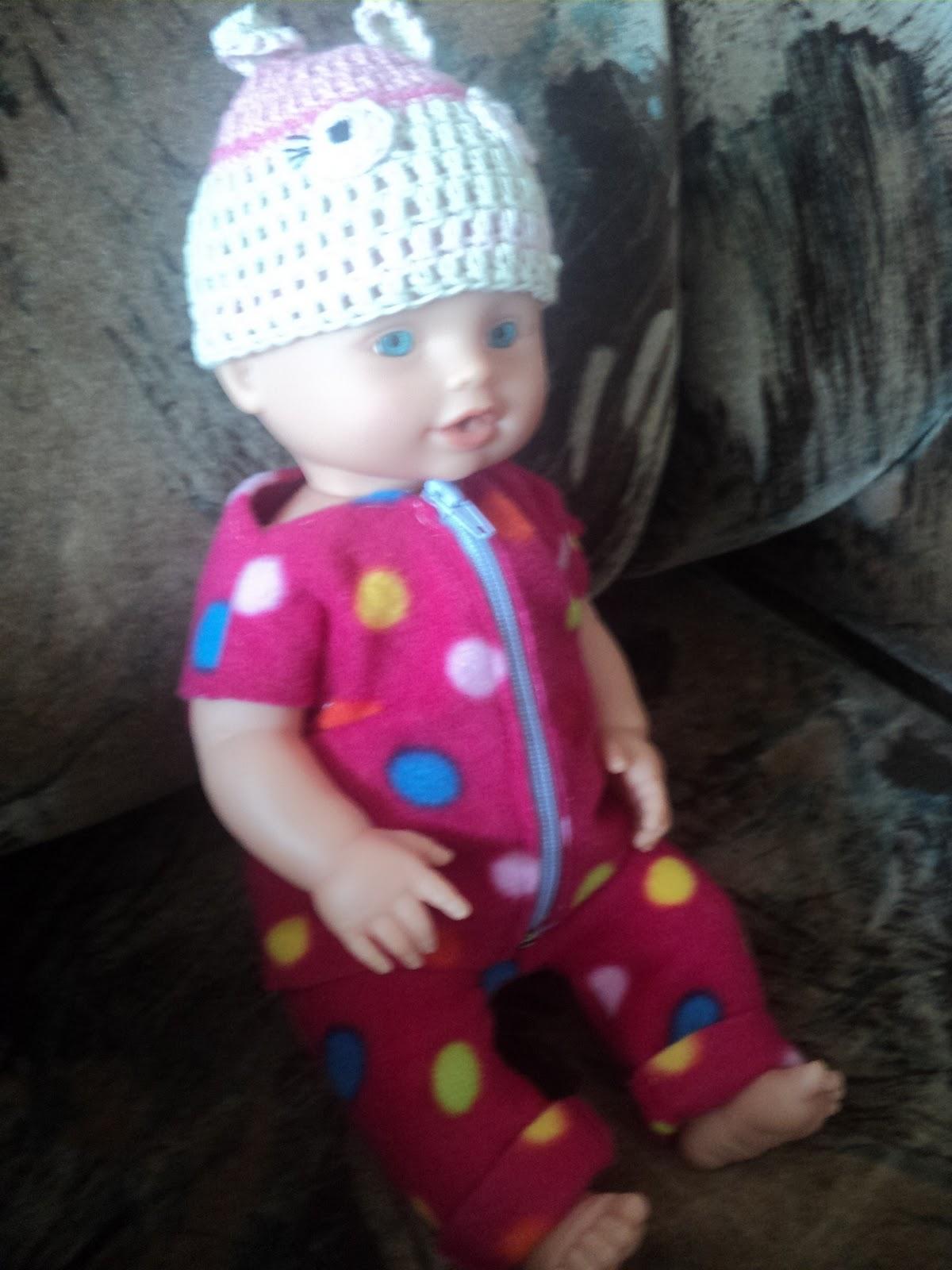 Как сделать шапочку для беби бона