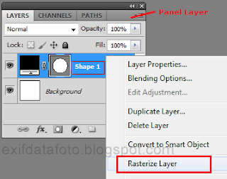 rasterize layer photoshop cs5