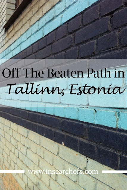 Visiting the Kalamaja District in Tallinn Estonia