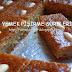fırında irmik tatlısı pişirme süresi