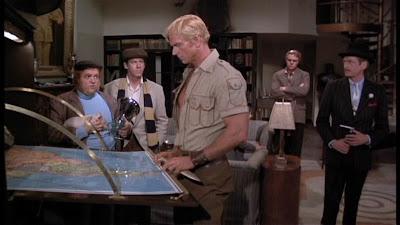 Doc Savage, El hombre de bronce, George Pal,