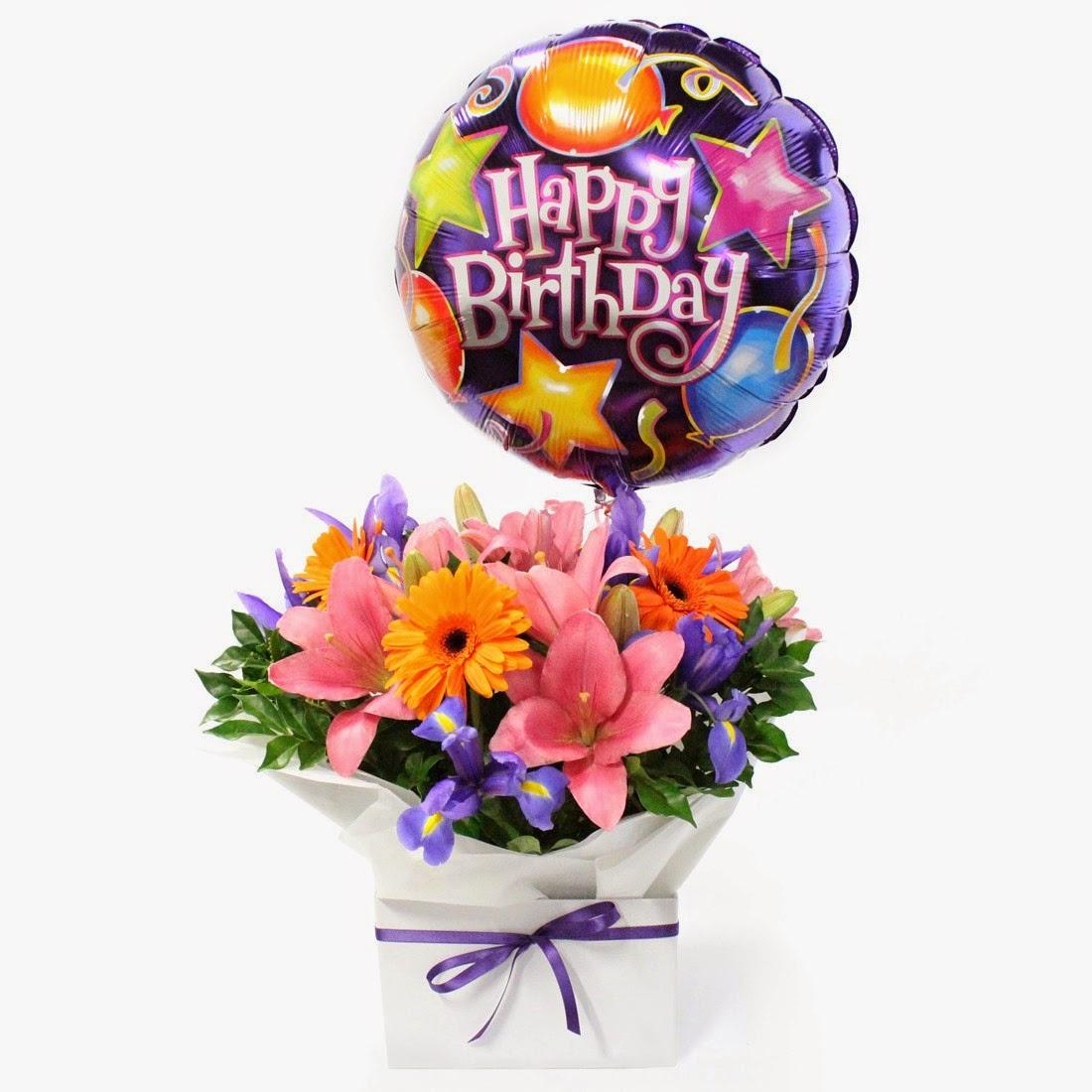 Birthday Flowers Free Beautiful Flowers
