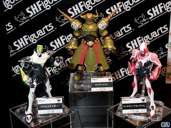 S.H.Figuarts Tiger and Bunny