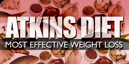 Kurangkan Berat Badan dengan Diet Atkins