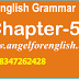 Chapter-55 English Grammar In Gujarati-ACTIVE-PASSIVE OF SOME SPECIAL SENTENCES