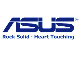 download Logo ASUS Rock solid Heart touching Vector