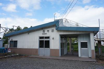 美々駅駅舎
