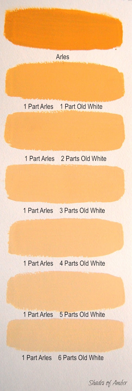 Chalk Paint Color Theory Arles on Annie Sloan Painted Furniture With Paint