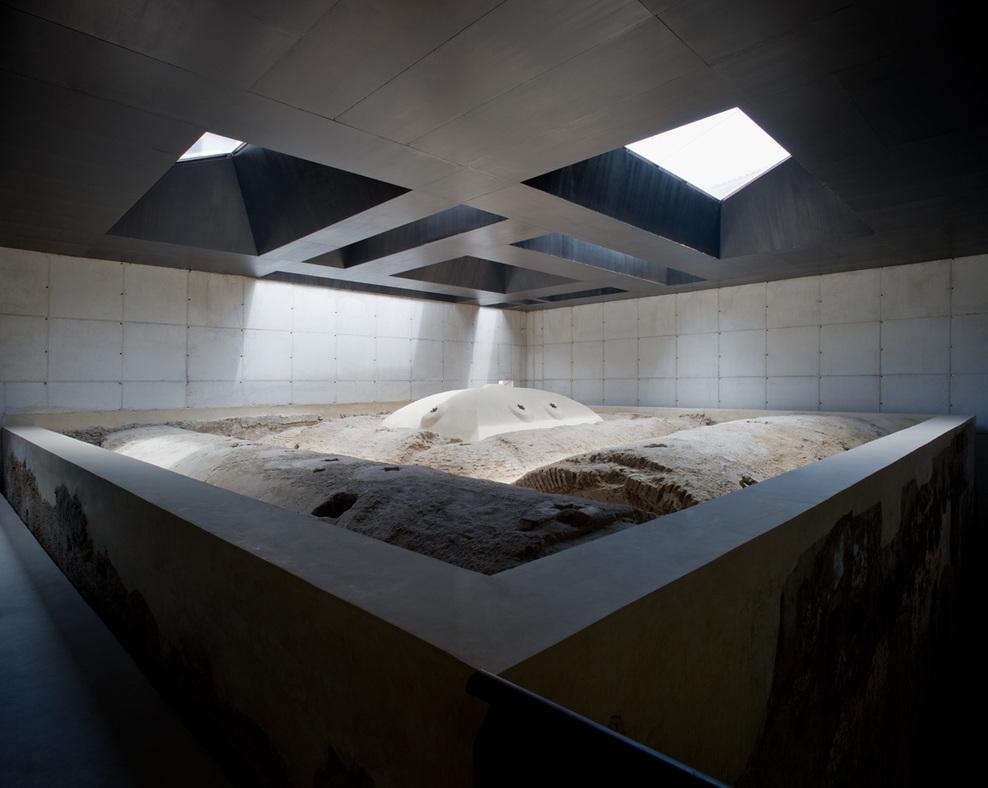 Baño Arabe En Granada:Baño Árabes de Baza de Ibáñez Arquitectos