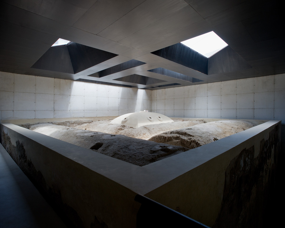 Baños Arabe De Granada:Baño Árabes de Baza de Ibáñez Arquitectos
