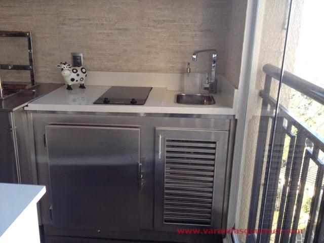 Balcao refrigerado ao invés de geladeira