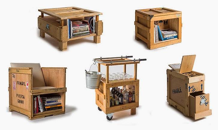 Legno archives la casa delle idee for Mobili wooden art