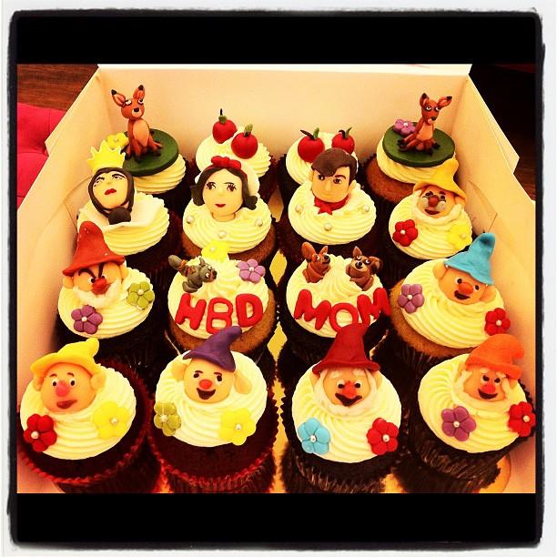 Cupcake love คัพเค้ก เบเกอรี่ แสนอร