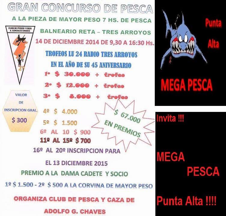 Concurso Club Pesca G.Chavez