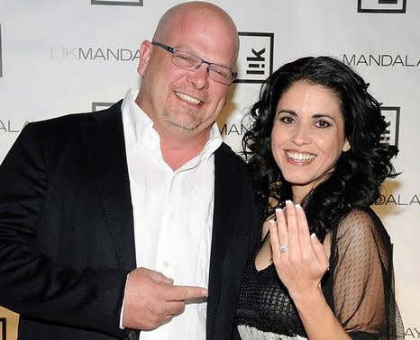 Pawn Stars' Rick Harrison Wedding Set