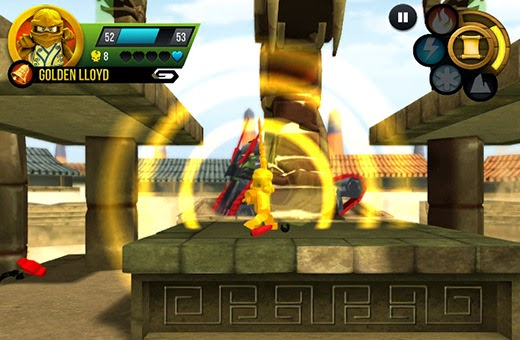 Lego Ninjago The Final Battle Game Online