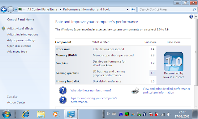 Dan dar3 windows 7 beta build 7057 on asus r2h for R rating for windows