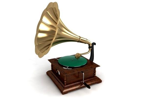 Gramophone. Kotabumi Lampung Utara