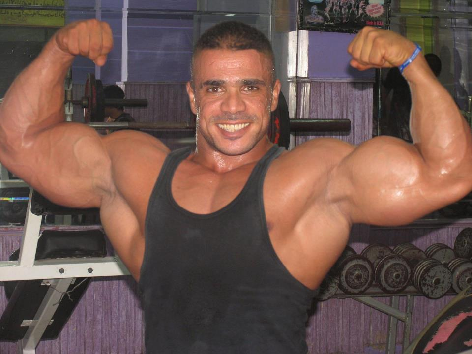 Ahmed Samir ( Beeso ) Body builder | Egyptian Body Builders