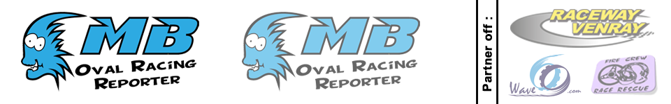 MB Oval Racing Reporter