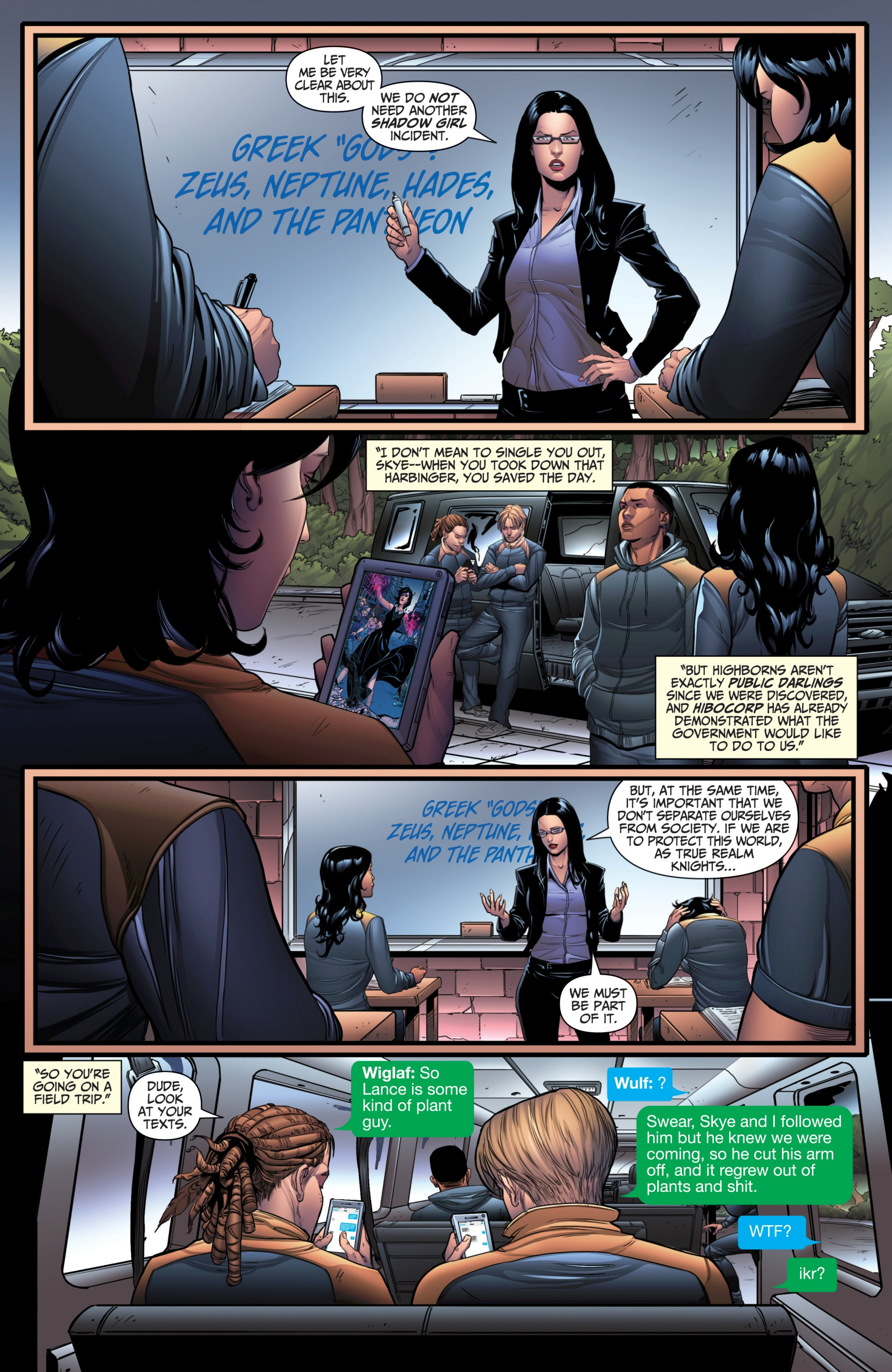 Grimm Fairy Tales (2005) Issue #115 #118 - English 3