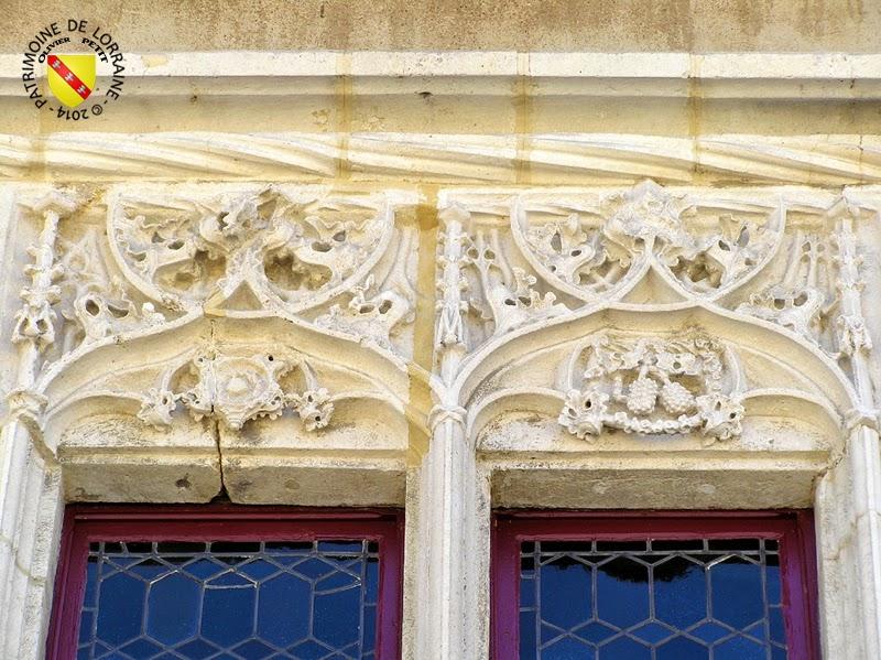 VIC-SUR-SEILLE (57) - Hôtel de la Monnaie