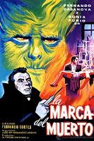 La Marca del Muerto 1961 cover