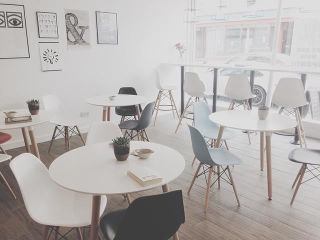 Desain Interior Cafe Minimalis Modern