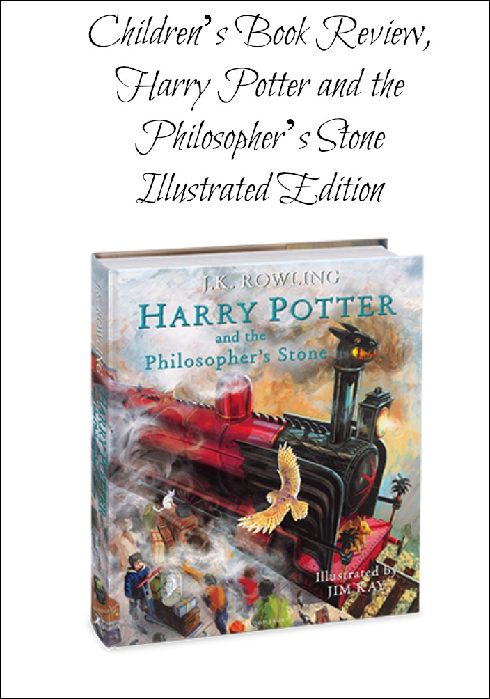 Harry Potter Book Summary : The book chook children s review harry potter and