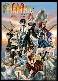 Movie: Animasi Fairy Tail Priestess of the Phoenix - MizTia Respect