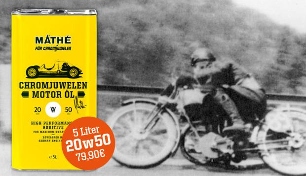 Chromjuwelen Motor Öl Designer motor oil for classic cars  Vintage Cars