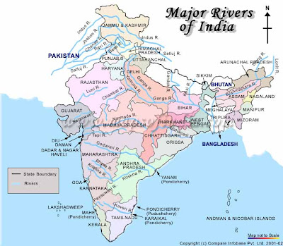 most important river in india