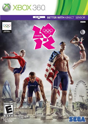 London 2012 Olympics XBOX360