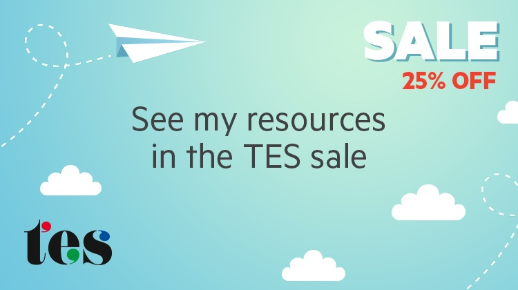 TES Resources Sale – 2 to 6 July 2016