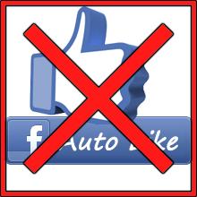 Say no to autolike