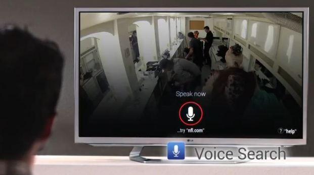 Google TV_Voice Search