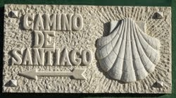A well marked Camino