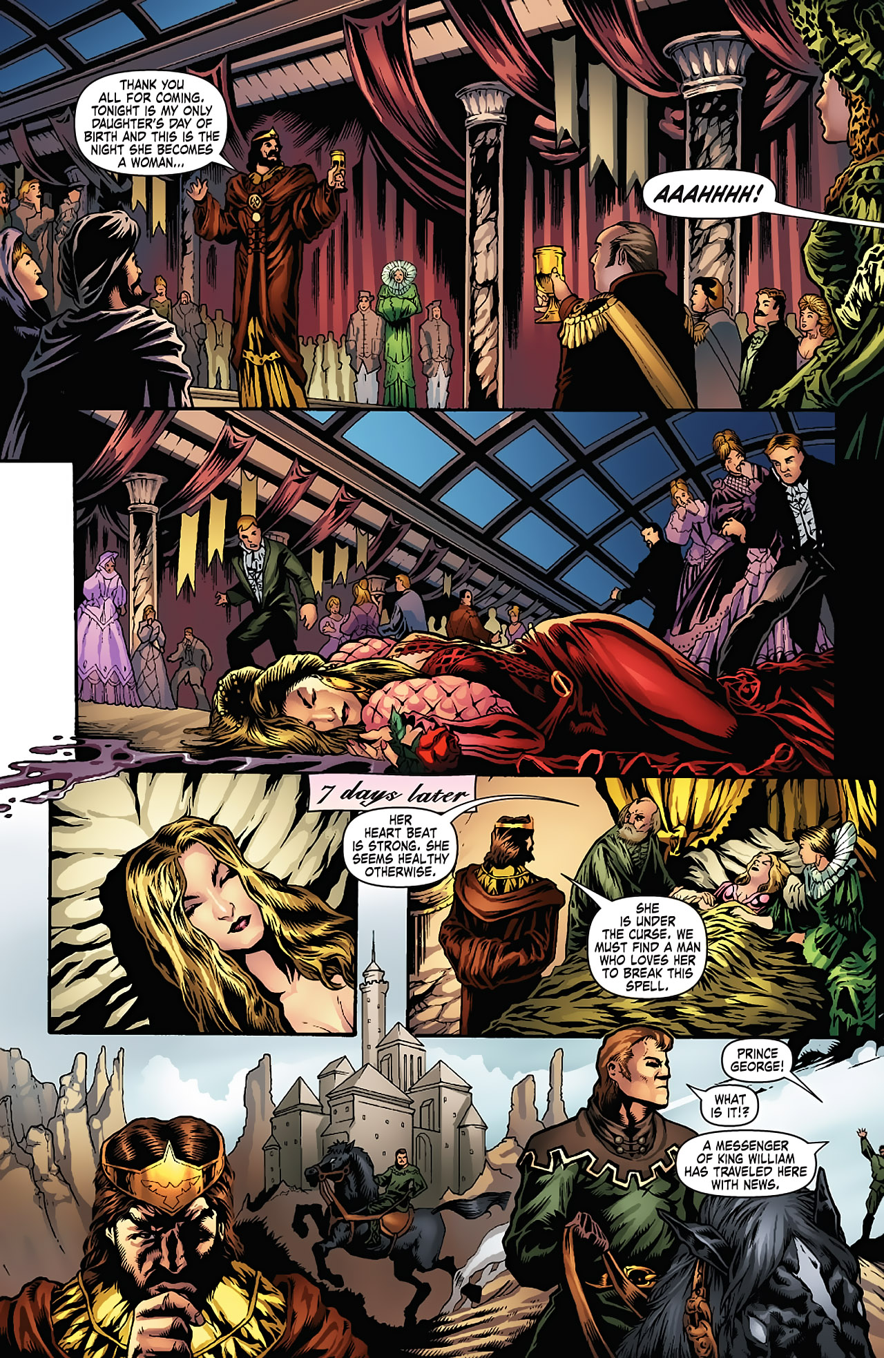 Grimm Fairy Tales (2005) Issue #5 #8 - English 11
