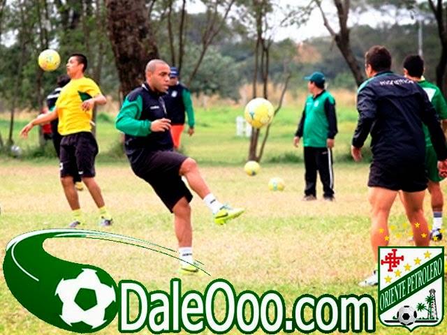 Oriente Petrolero - Thiago Dos Santos - DaleOoo.com página Club Oriente Petrolero
