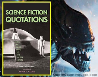 For science fiction fans