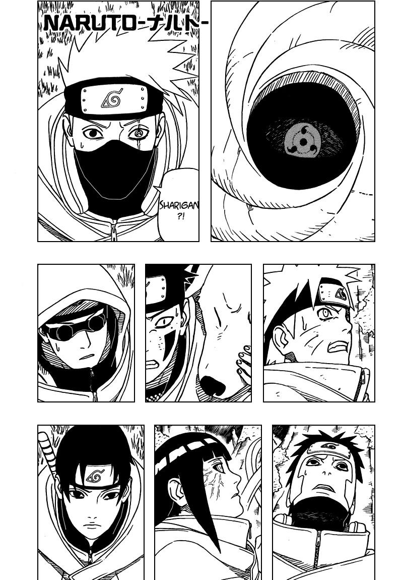 Naruto chap 396 Trang 1 - Mangak.info
