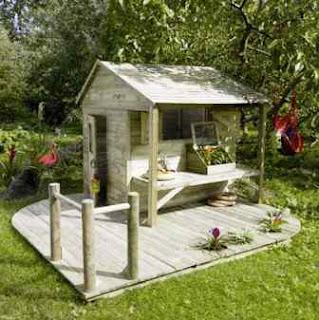Deco maison de charme abri de jardin bois castorama for Abris jardin castorama