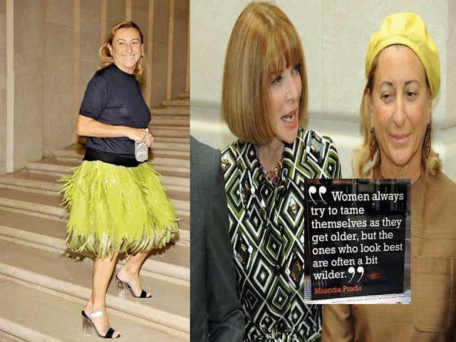 a biography of miuccia prada the italian fashion designer The brand's creative head, miuccia prada, is known for her ability to divine the future of fashion and launching seismic-force trends that ripple through prada appears to have had a magic touch from the very start having earned a doctorate in political science, she had blithely set on a career as a mime.
