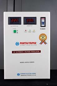 Jual Matsuyama AVR Untuk Kestabilan Listrik