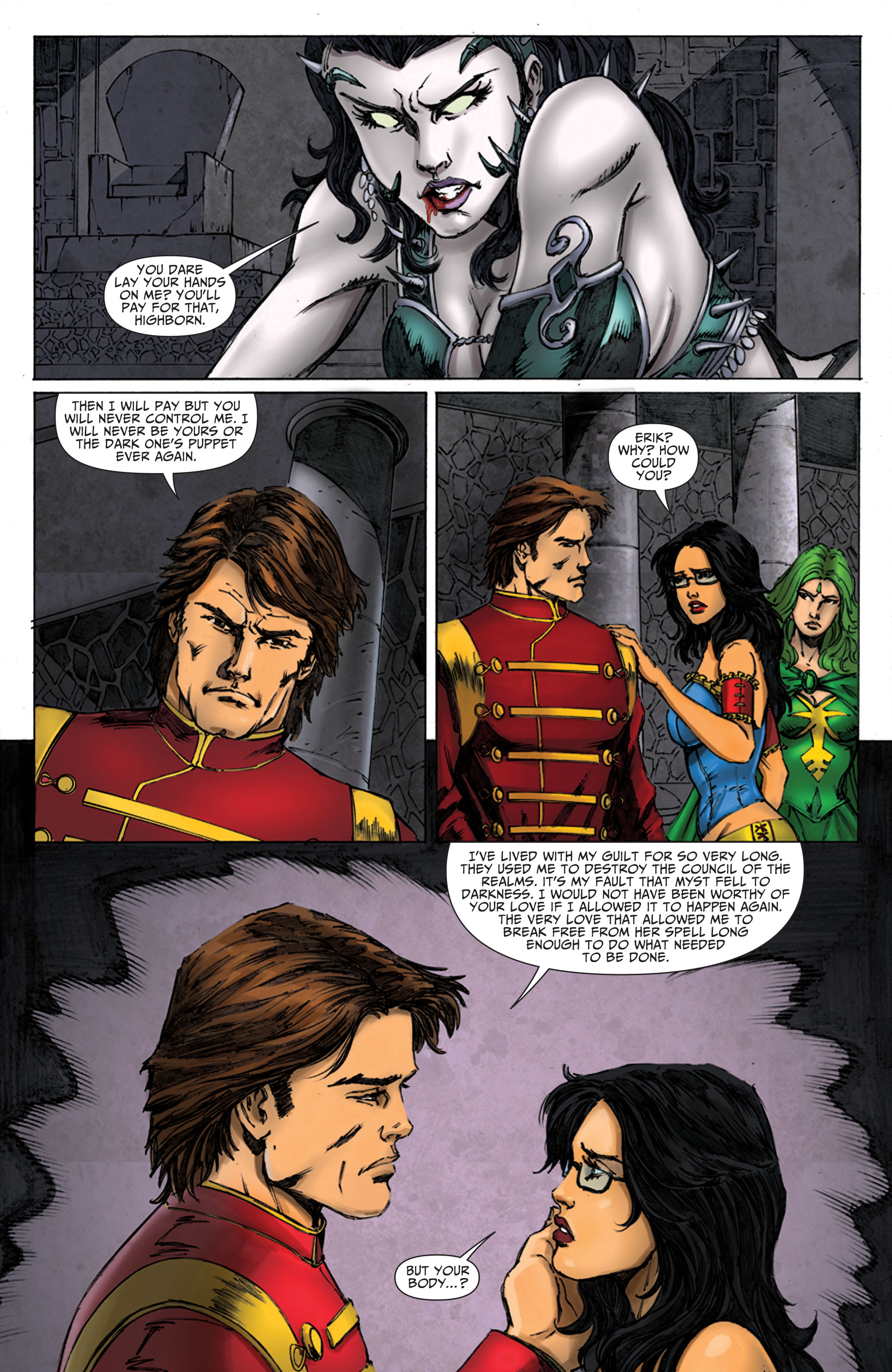 Grimm Fairy Tales (2005) Issue #70 #73 - English 20