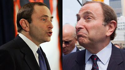Gary Bettman the Diminutive Puppet