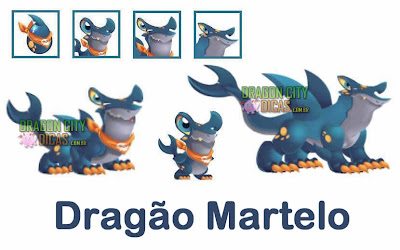 Dragão Martelo