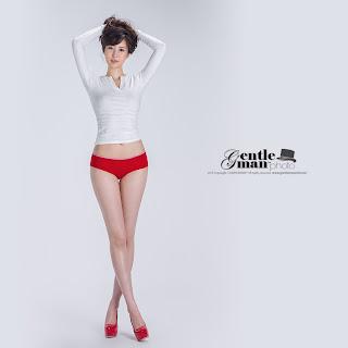 Shin Se He Sexy Korean Model