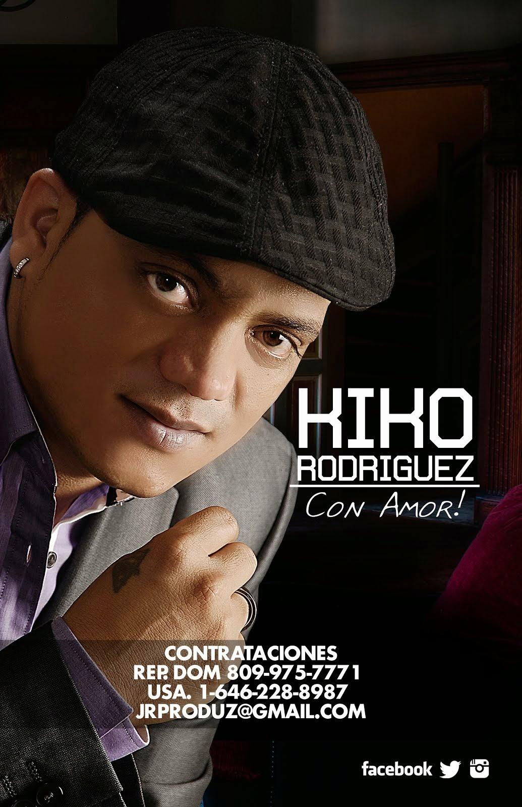 Contacto: Kiko Rodriguez