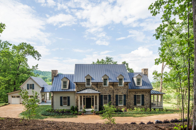 The 2015 southern living design house opens tomorrow for Southern living builders
